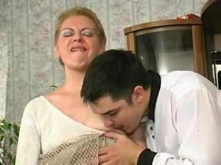 Son shows mom with short hair how deep is his love