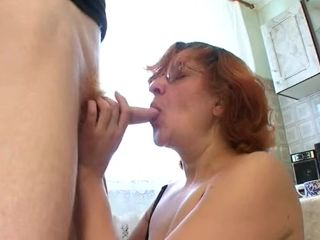 Mom and son ignore kinship when they want to fuck