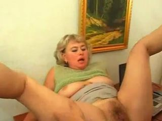 Georgina mature sex star